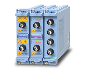 Yokogawa Meters & Instruments to Release Three New Modules for DL850E/DL850EV ScopeCorders