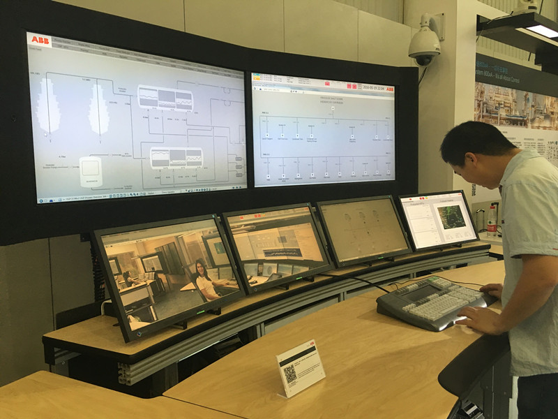 ABB Automation World 2016 - Smart technology, Intelligent Upgrading