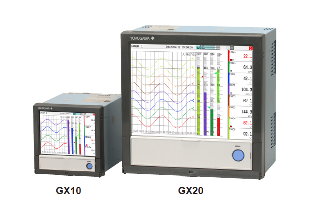 touch screen YOKOGAWA GX10 paperless recorder, touch screen YOKOGAWA paperless recorder price and supplier