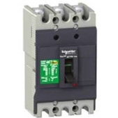 Schneider  EasyPact EZC - MCCB with fixed settings, rated for 15 to 400 A, ideal for simple applications in smaller buildings