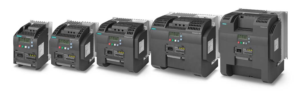 Siemens SINAMICS V20 Basic inverter