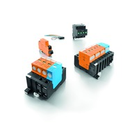 Weidmueller Lightning and surge protection