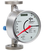 Yokogawa Variable Area Flowmeter RAMC