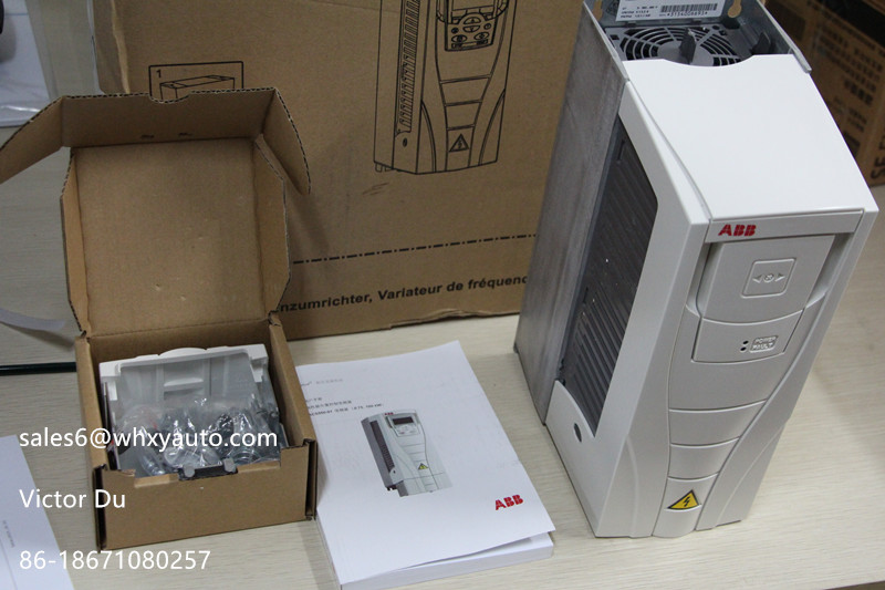 ABB variable frequency drive ACS550
