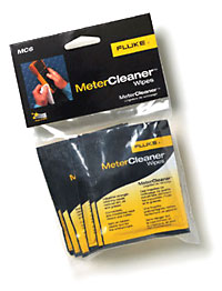 Fluke MeterCleanerTM Wipes
