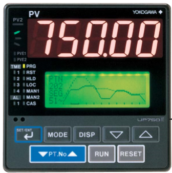 Yokogawa Program Controller UP750 series