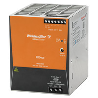 Weidmuller PRO ECO 480W 24V 20A 1469510000 Electronics Power supplies
