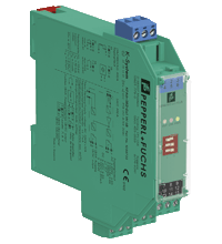 Pepperl Fuchs KFA6-SR2-Ex1.W.LB Explosion Protection Intrinsic Safety Isolated Barriers Switch Amplifiers