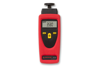 Amprobe TACH-20 Contact and Non-Contact Tachometer Environmental Testers Tachometers