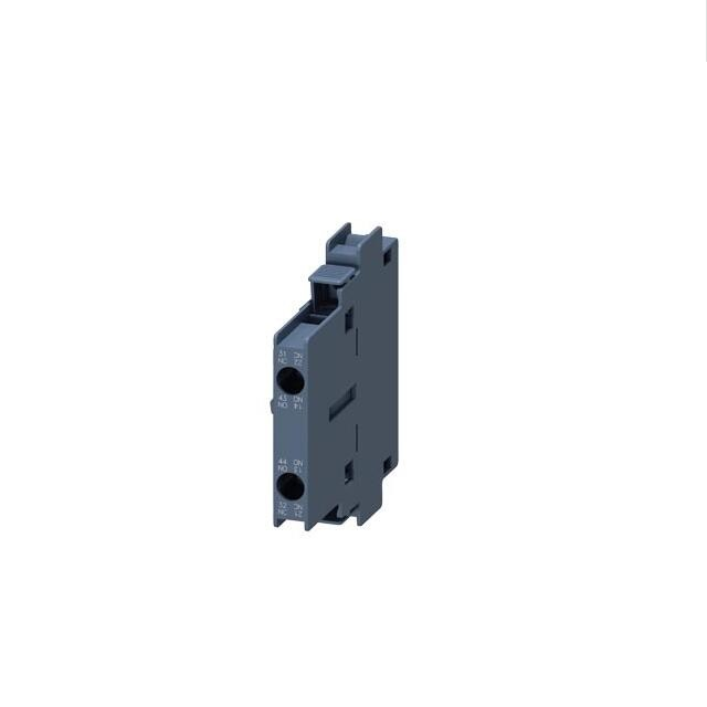 Siemens 3RH1921-1DA11 Auxiliary switch block for motor contactors 1st lateral Auxiliary switch 3RH1921-1DA11