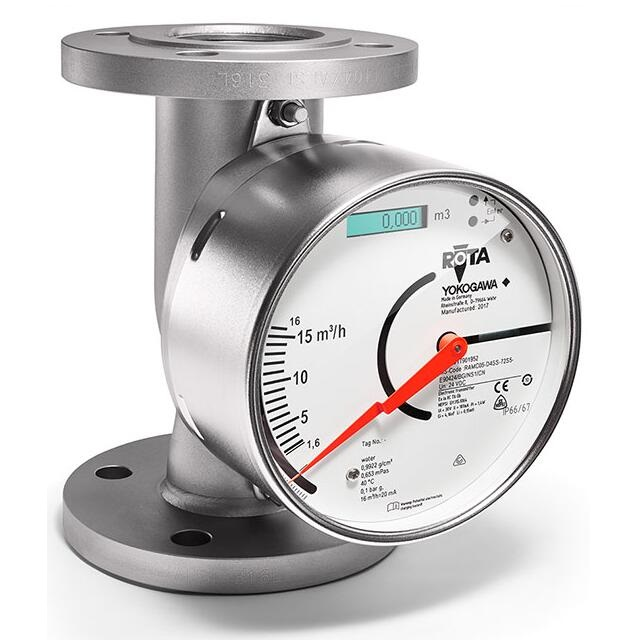 Yokogawa RAMC12-A1SS-8111-T90NNN/CN/IE1 Rotameter Variable Area Flow Meter RAMC12-A1SS-8111-T90NNN/CN/IE1 lowest price